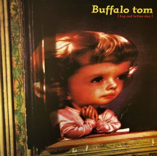 Buffalo Tom ‎- Big Red Letter Day (LP) (EX/EX-)